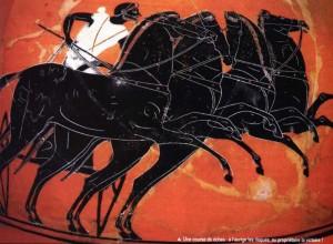 course-chevaux-antiquité